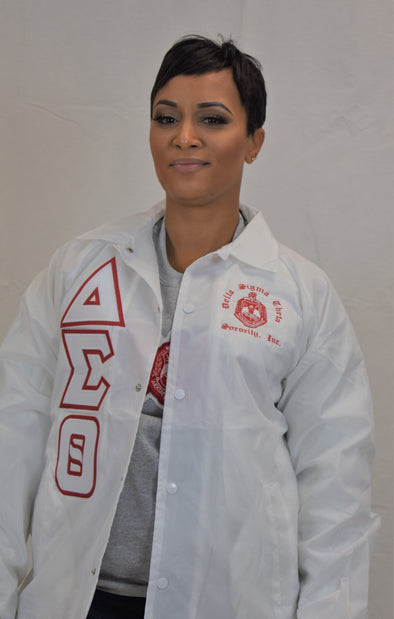DST Coaches Jacket