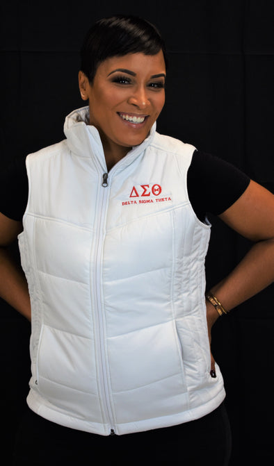 DST Puffy Vest