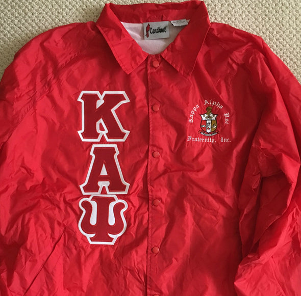 Kappa Coaches Jacket