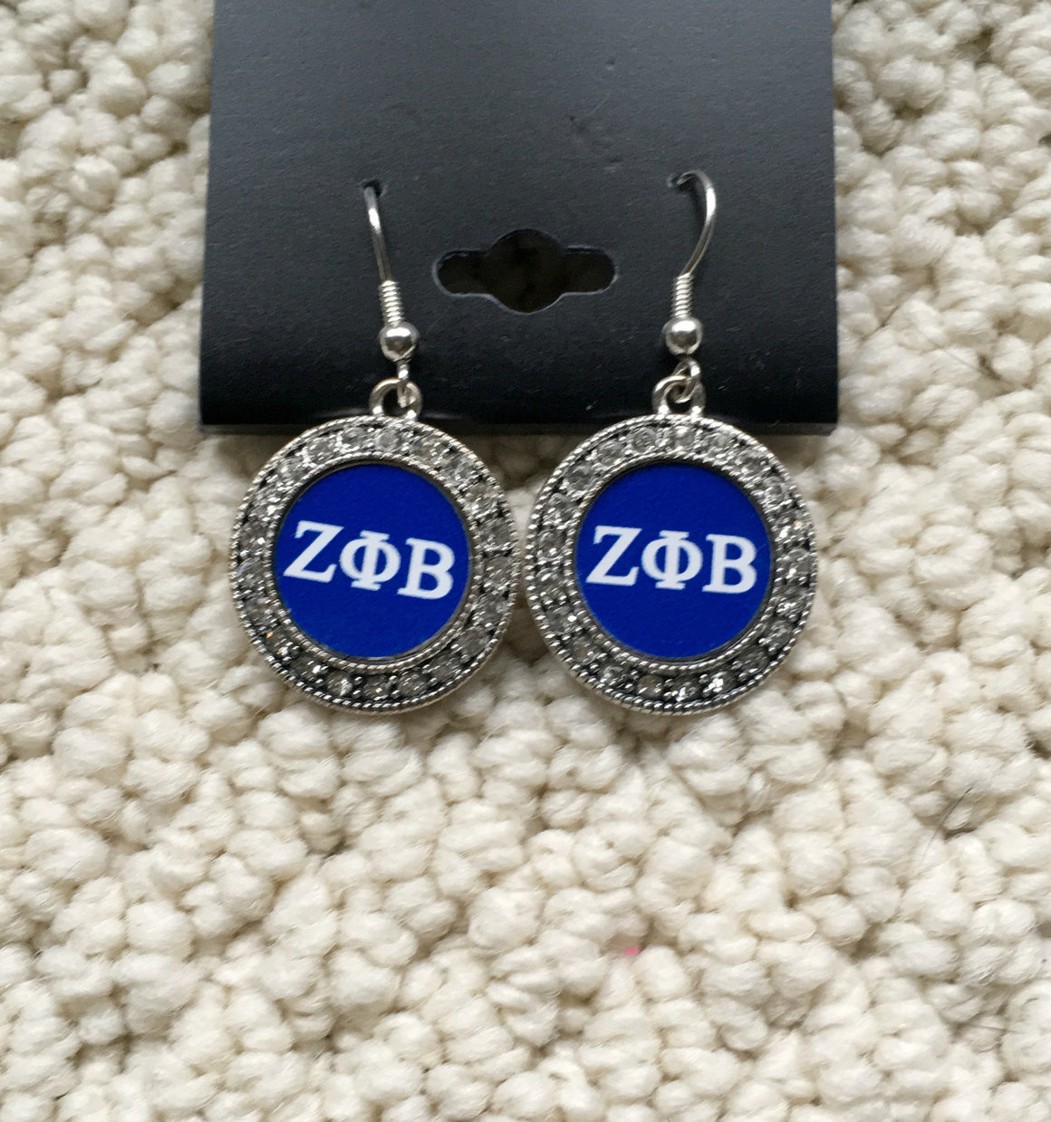 Zeta Bling Earrings