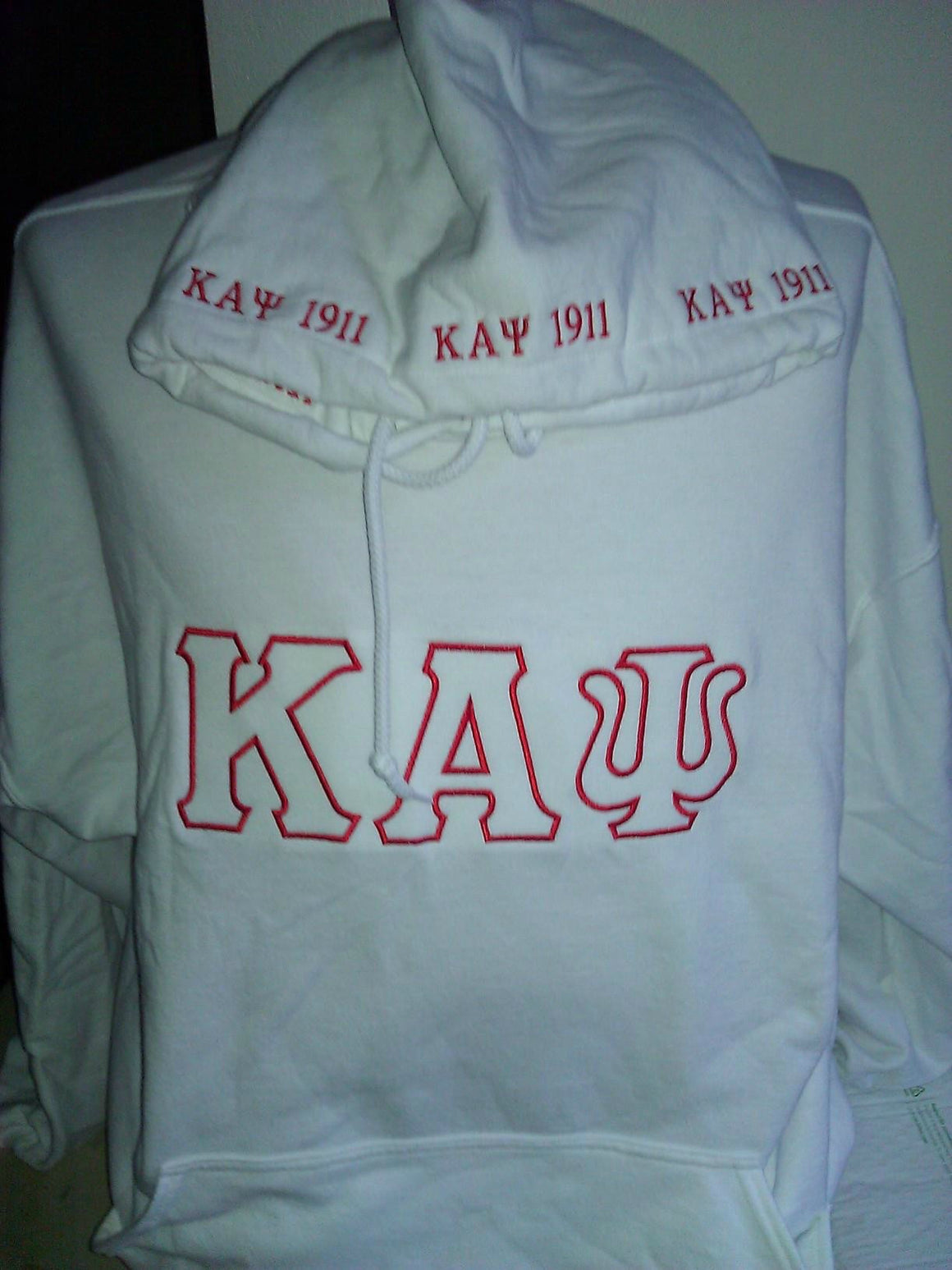 Kappa Hoodie with hood accents