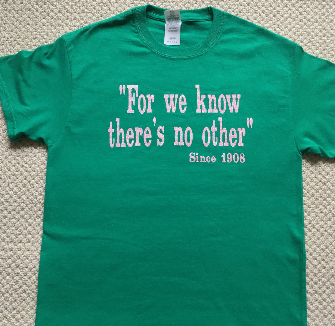 "AKA ""For we know"" T-Shirt"