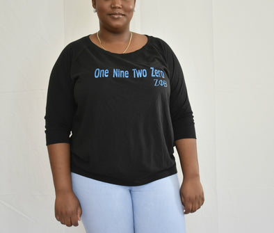 Zeta One-nine-two-Zero T-shirt