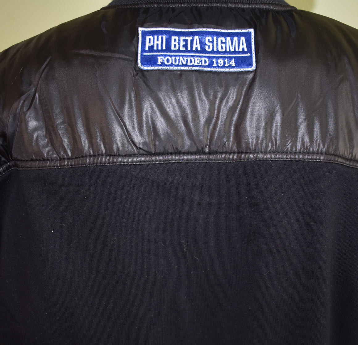 Phi Beta Sigma 4 Pocket Bomber