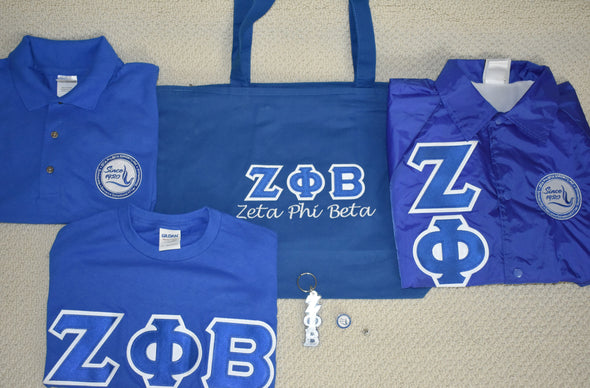 Zeta Crossing Package #2
