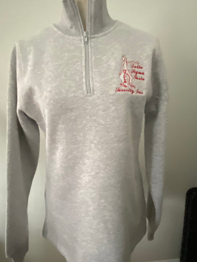 DST Fleece Pullover Fortitude