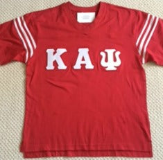 Kappa Jersey V-neck Shirt