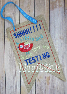 ITH Teaching Testing Banner