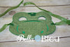 ITH In the Hoop Dinosaur Dino Kids Childs Play Mask Masks
