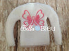 ITH In the Hoop Elf Ribbon Awareness Butterfly Sweater Shirt embroidery design