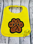 Basketball Paw Applique