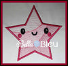 Sketchy Kawaii Twinkle Twinkle Little Star Baby Machine Embroidery Design