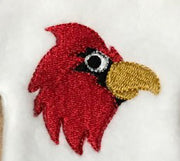 Mini Cardinals Mascot Machine Embroidery design