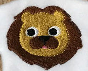 Mini Lions Lion Mascot Machine Embroidery design