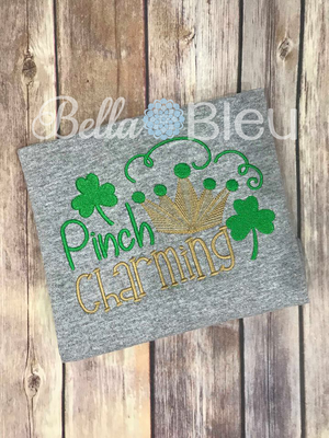 Pinch Charming Boys ST. Patricks Design