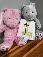 He is Risen Religious Easter Sketchy Cross Machine Embroidery Design