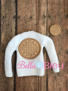ITH Elf Inspired Stranger Things Waffle accessory