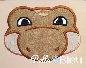 Dinosaurs Dinosaur Machine Applique Embroidery Design Dino