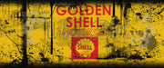 Car Golden Shell Oil Can Sublimation png file