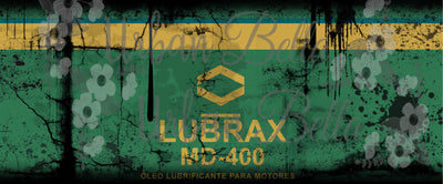 Car Lubrax Oil Can Sublimation png file