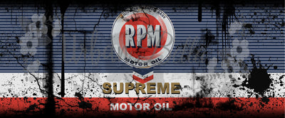 Car Supreme Motor Oil Can Sublimation png file