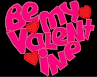 Be my Valentine Heart Shape Applique Machine Embroidery Design