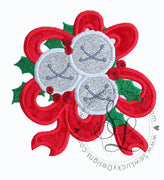 Christmas Bells Applique