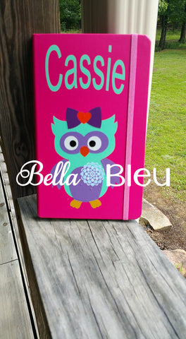 Girl Owl With Bow SVG Cutting Vinyl File Silhouette