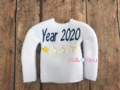 1 star rating Year 2020 ITH Elf Shirt