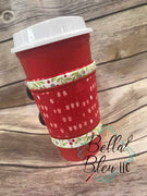 In The Hoop Blank Coffee Sleeve Mug Wrap