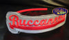 ITH in the hoop Bucs Buccaners Sports Headband Topper Slider machine embroidery