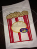 Circus Peanuts Monogram Applique Machine Embroidery Design