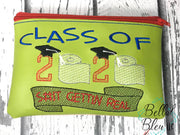 In the Hoop Class of 2020 Toilet Paper Zipper bag wallet