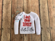 I don't speak dip shit Beth Dutton  ITH Elf Shirt