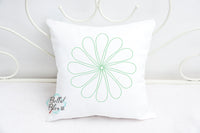 Flower 1 Quilt Block Quilting Stitch Machine Embroidery Design