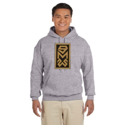 SMWC Woodsie Ring Art Hoodie Hooded Sweatshirt Size XL