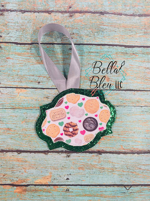 ITH Benelux Blank Christmas Ornament