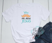 You Mustache Me About Jesus Saying Applique Machine Embroidery design