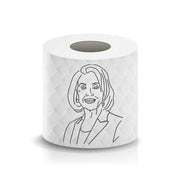 Funny Political Democrat Toilet Paper Machine Embroidery Design Democrat Embroidery Design