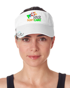 Pool Hair Don't Care Baseball Hat Cap Machine Embroidery Design, Swimming