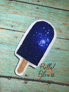 Popsicle Feltie Machine Embroidery Design