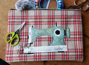 Sewing Machine Applique