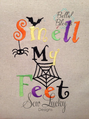 Smell my Feet design