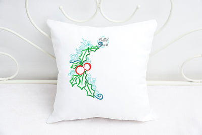 Christmas Village #5 Machine Embroidery Design