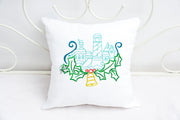 Christmas Village #9 Machine Embroidery Design