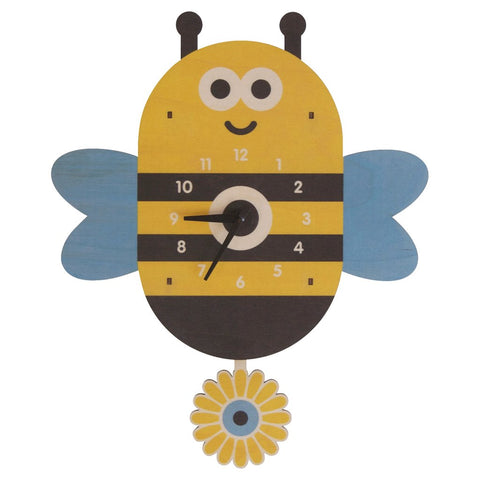 3D Pendulum Bee Clock