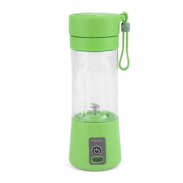 Empty Juice Blender ~ Handheld electric juicer blender wrist cuff