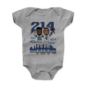Ezekiel Elliott Kids Baby Onesie | 500 LEVEL