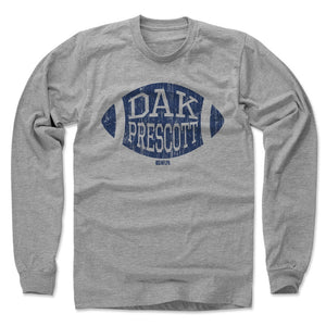 Dak Prescott Men's Long Sleeve T-Shirt | 500 LEVEL