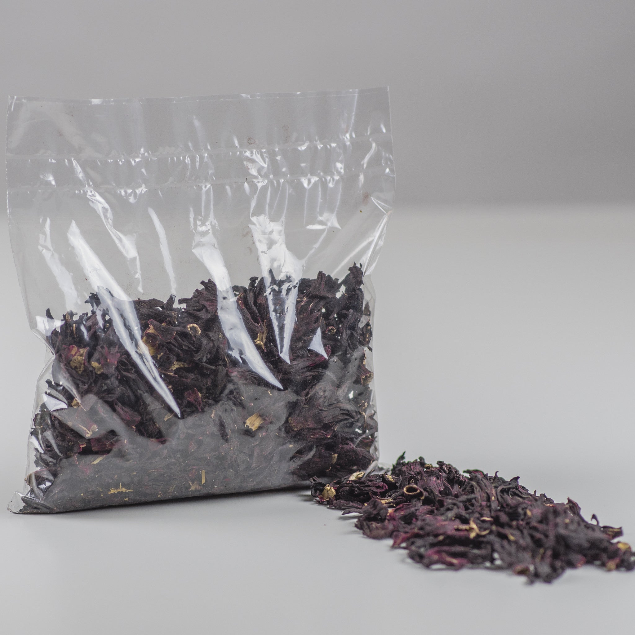 Dried Hibiscus Leaves (Zobo Leaves) - 100g